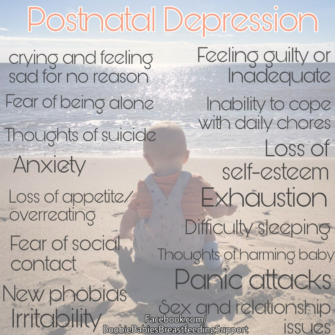 postnatal depression what is it